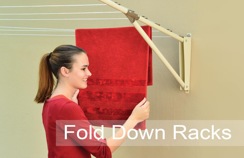 Fold Down Racks