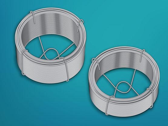 Handi-Coil Binding Wire